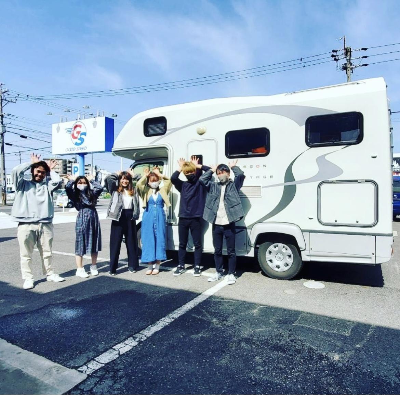 キャンピングカーで九州の旅